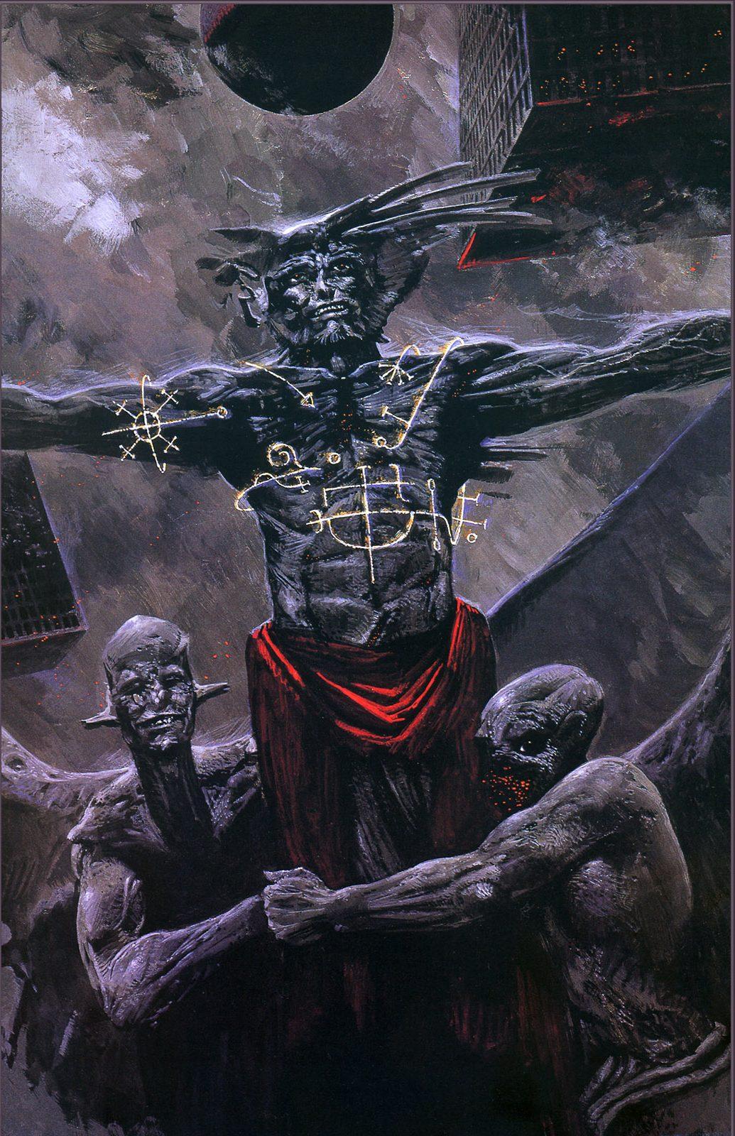 белиал демон