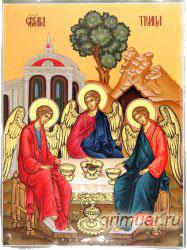 что означает праздник троица