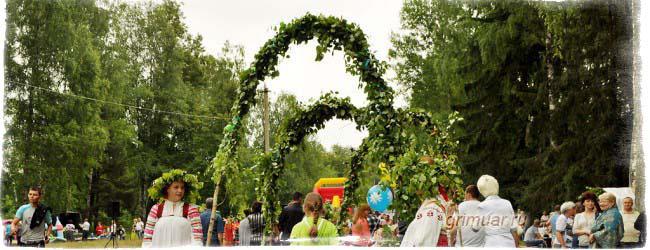 зеленые святки