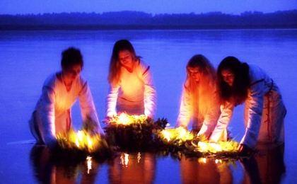 Ночь на Ивана Купала — время для обрядов и гаданий!