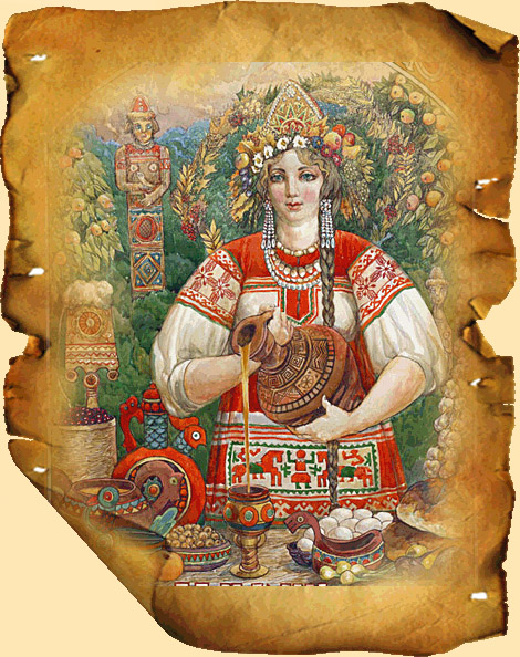 макошь славянская богиня оберег