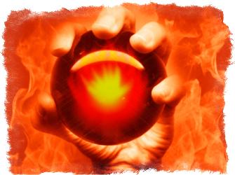 стихия огня в таро значение
