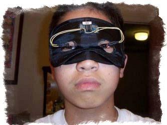 маска для осознанных сновидений своими руками