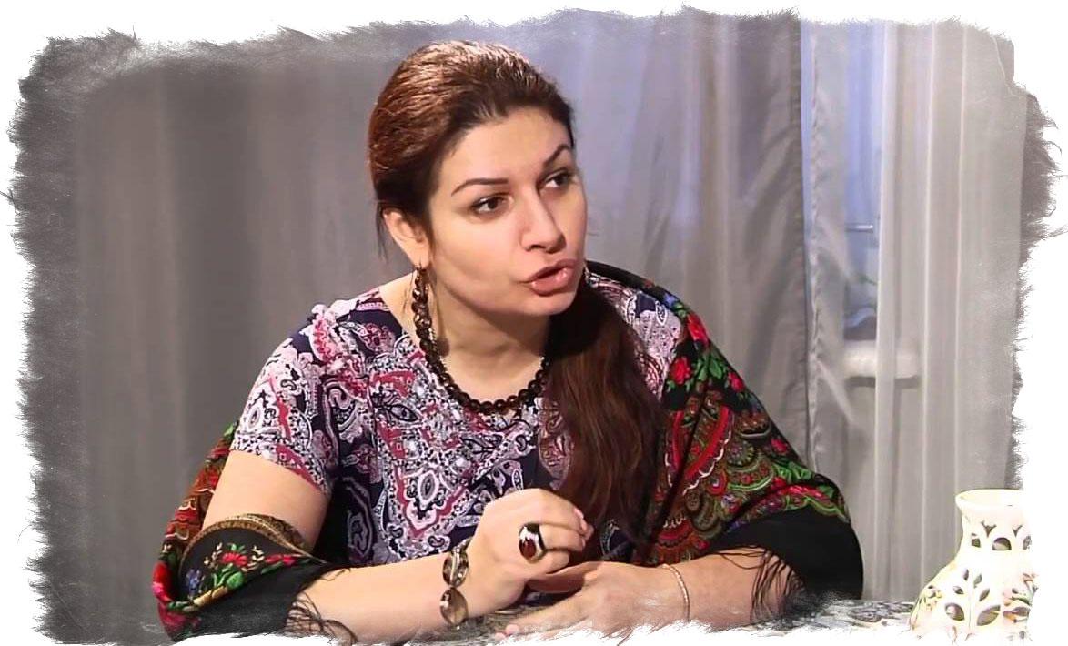 Алена Полынь потомственная ведающая мать
