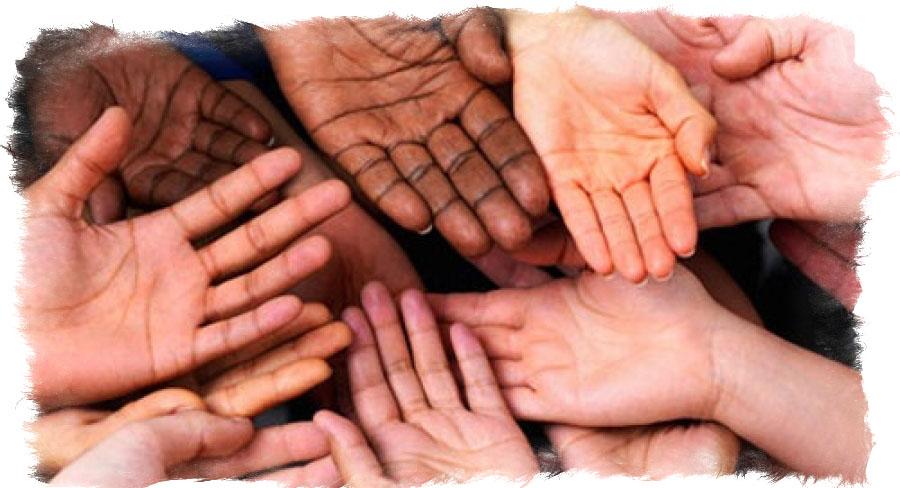 хиромантия типы рук