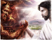 бес христианство