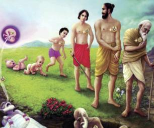 реинкарнация в буддизме и других религиях мира