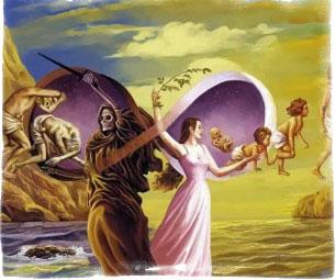 карма и реинкарнация