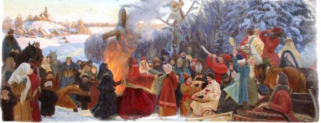 Новый год у древних славян приметы