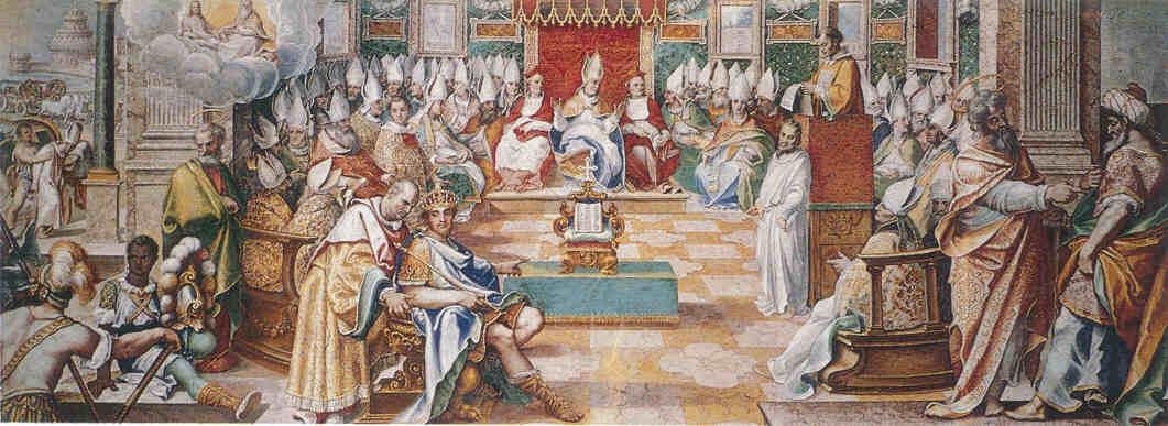 никейский собор 325 года реинкарнация