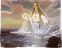 богиня берегиня