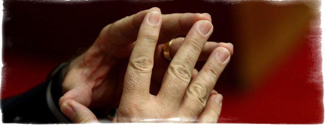 форма пальцев на руках