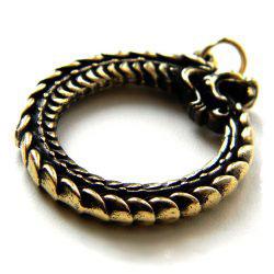 кольцо уроборос