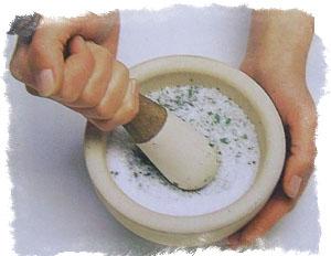 четверговая соль применение