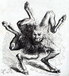 демоны гоэтии