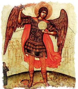 архангел михаил покровитель