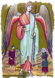архангел рафаил в православии