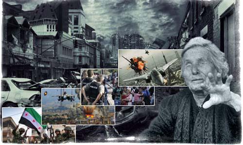 Предсказание Ванги об Украине, России и начале Третьей мировой войны