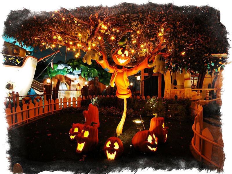 Симоронские обряды на Хэллоуин