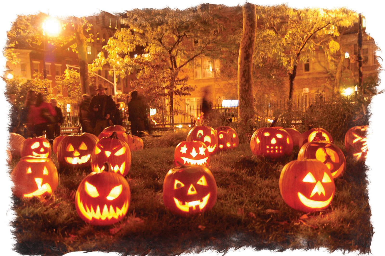 когда отмечают хэллоуин