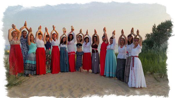 обряд на обретение женской силы берегинь