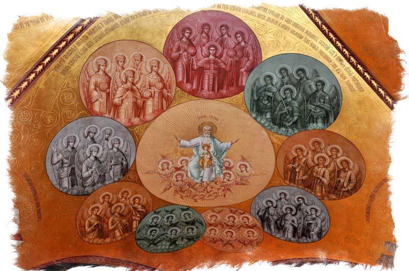 архангелы православие