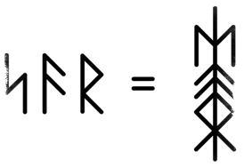 руны ставы формулы