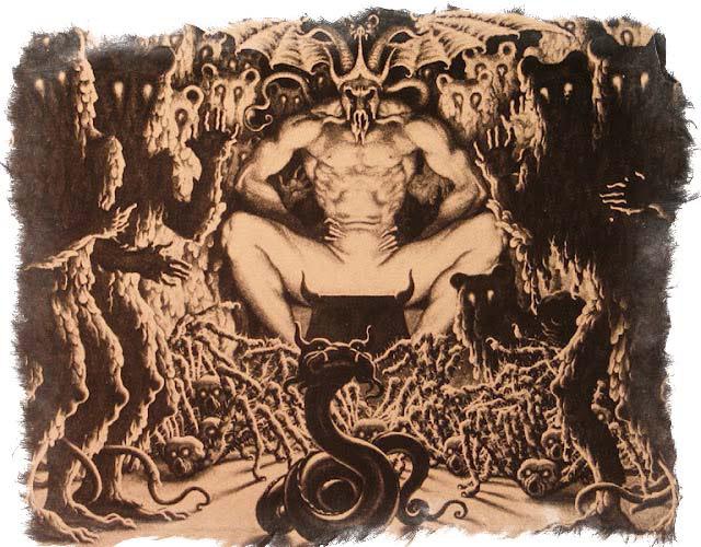 сатана денница
