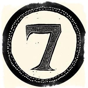 цифра 7 в нумерологии