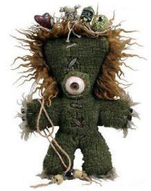 кукла вуду для привлечения денег