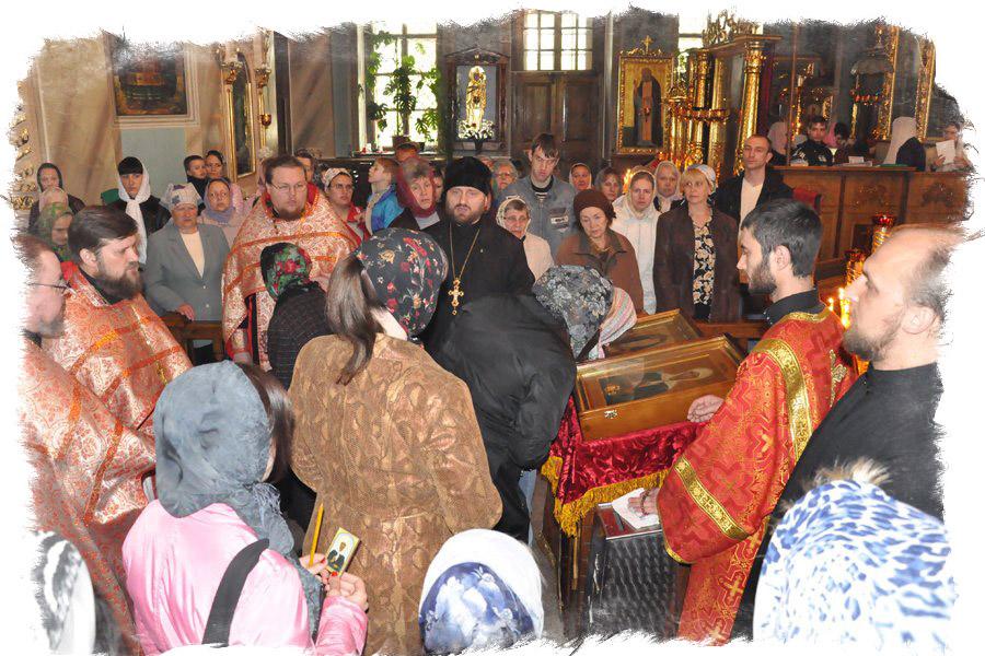 день рождения святой матроны московской