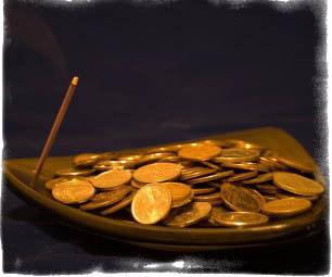 черная магия на привлечение денег