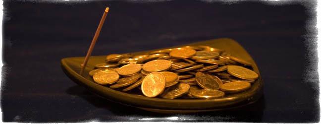 Черная магия привлечение денег удачи самый сильный заговор в новолуние на деньги и богатство