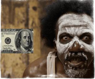 магия вуду на деньги