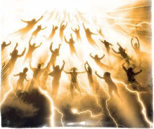 жизнь после смерти в разных религиях