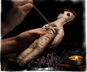 как сделать куклу вуду на человека