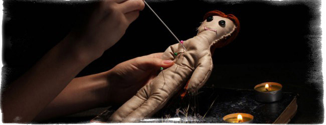 Как сделать куклу вуду на человека фото