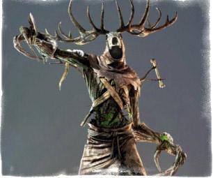 леший в славянской мифологии