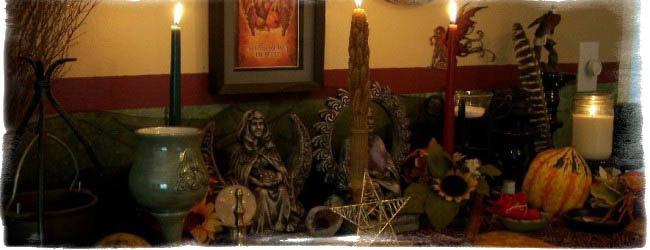 Магические ритуальные инструменты