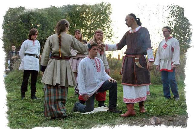 обряд имянаречения у славян