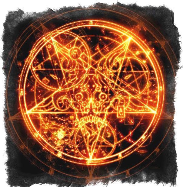 пентаграмма звезда