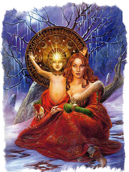 Великая Богиня-Мать
