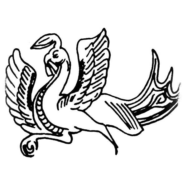 изображение птицы феникс