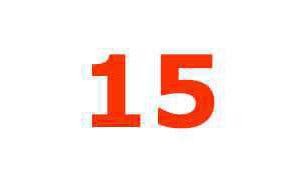 значение 15 в нумерологии