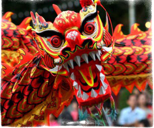 китайский дракон значение