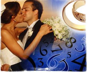 нумерология свадьбы