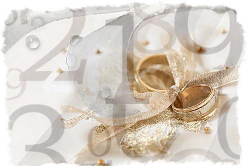 Нумерология поможет рассчитать день свадьбы по дате рождения