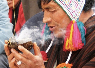 шаманские ритуалы