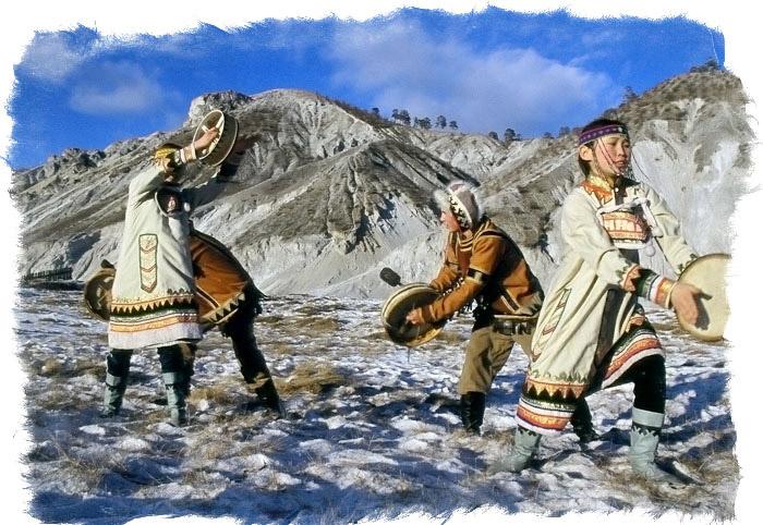 эвенки шаманизм