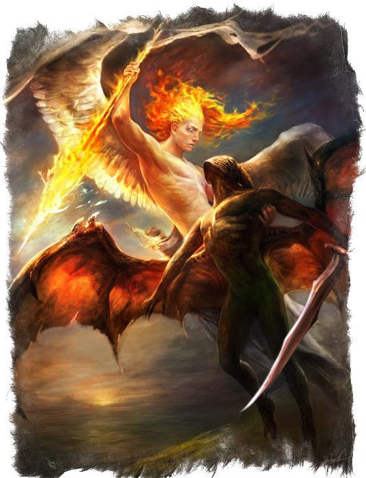 Сатана или Люцифер